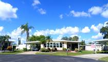 Homes for Sale in Camelot Lakes MHC, Sarasota, Florida $72,500