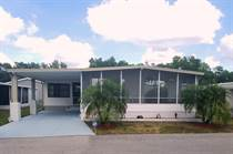Homes for Sale in Mas Verde MHP, Lakeland, Florida $35,990