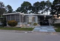 Homes Sold in Shady Lane Village Mobile Home Park, Clearwater, Florida $14,900