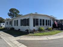 Homes for Sale in Shady Lane Village Mobile Home Park, Clearwater, Florida $45,900