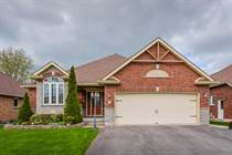 Homes Sold in Fergus, Ontario $649,900