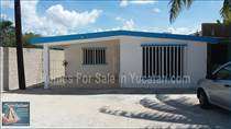 Homes Sold in Chelem, Yucatan $84,000