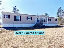 Homes for Sale in Mersey Point, Nova Scotia $115,000