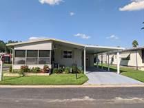 Homes for Sale in Highland Village, Lakeland, Florida $52,000