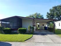 Homes for Sale in Heatherwood Village, Lakeland, Florida $22,500