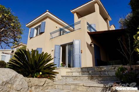 4 - Tala 2 Bedroom Detached Villa with Stunning Panoramic Sea & Mountain Views