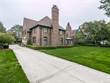 Homes for Sale in Grosse Pointe Park, Michigan $799,999