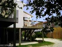Homes for Sale in North Topsail Beach, North Carolina $174,900