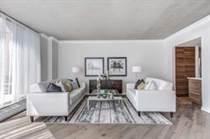 Condos for Sale in  Newtonbrook West , Toronto, Ontario $538,000