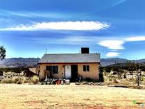 Homes for Sale in Joshua Tree, California $199,000