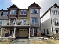 Homes for Rent/Lease in Half Moon Bay, Ottawa, Ontario $1,750 monthly