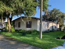 Homes for Sale in The Meadows at Country Wood, Plant City, Florida $39,900
