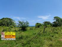 Lots and Land for Sale in Sosua, Puerto Plata $40,000