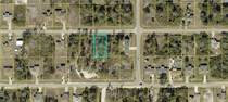 Lots and Land for Sale in Lehigh Acres, Florida $6,999