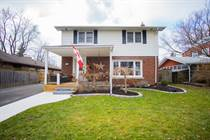 Homes Sold in Chippawa Park, Welland, Ontario $499,900