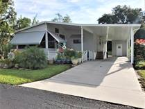 Homes for Sale in Fishermans Cove, Dade City, Florida $55,500