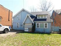 Multifamily Dwellings for Sale in Chatham, Ontario $159,000