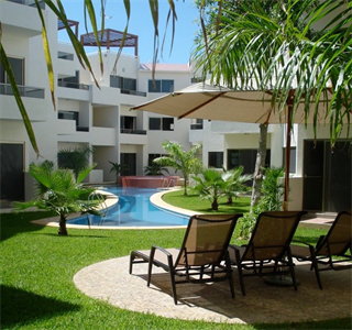 Excellent 2 bedroom apartment, a few minutes from the beach, Playacar, Playa del Carmen