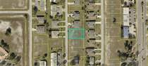 Lots and Land for Sale in Cape Coral, Florida $61,900
