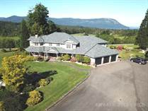 Farms and Acreages for Sale in Cobble Hill, British Columbia $5,230,000
