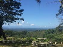 Lots and Land for Sale in San Mateo, Alajuela $250,000