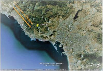29 Hectareas uso habitacional, Ensenada, B.C