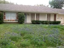 Homes for Sale in San Antonio, Texas $202,000