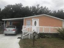Homes for Sale in Three Lakes Mobile Home Park, Tampa, Florida $57,500