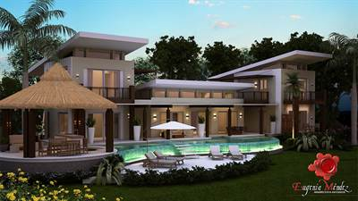 Brand New Luxury Home in Dominical Beachside Community