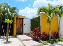 Homes for Sale in Cholul, Merida, Yucatan $299,000