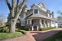 Homes for Sale in Birmingham, Michigan $2,249,900