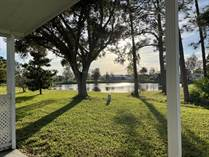 Homes for Sale in Spanish Lakes Fairways, Fort Pierce, Florida $29,995