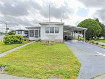 Homes Sold in Twin Palms Mobile Home Park, Lakeland, Florida $18,999