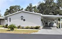 Homes for Sale in Southport Springs, Zephyrhills, Florida $73,900