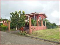 Homes for Sale in San Ramon, Alajuela $165,000
