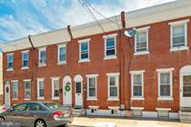 Homes for Sale in Philadelphia, Pennsylvania $260,000