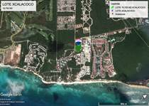 Lots and Land for Sale in Xcalacoco, Quintana Roo $5,495,000