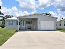 Homes for Sale in Southport Springs, Zephyrhills, Florida $59,000