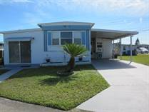 Homes for Sale in Twin Palms Mobile Home Park, Lakeland, Florida $18,950