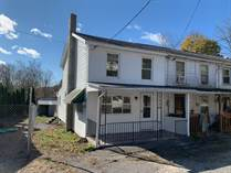 Homes for Sale in Schuylkill County, Mary D, Pennsylvania $29,900