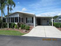 Homes Sold in Southport Springs, Zephyrhills, Florida $55,000