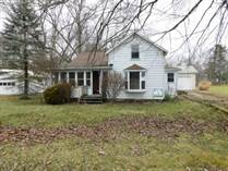 Homes for Sale in Andover, Ohio $45,000