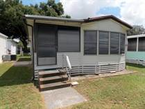 Homes for Sale in Leisure Days Park, Zephyrhills, Florida $15,000