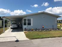 Homes for Sale in HARBOR VIEW, New Port Richey, Florida $37,900