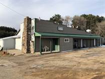 Commercial Real Estate for Sale in Iola, Wisconsin $239,900