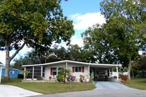 Homes for Sale in Camelot Lakes MHC, Sarasota, Florida $18,500