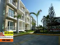 Condos for Sale in Batey Sosua, Sosua, Puerto Plata $164,000