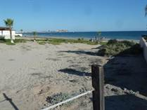 Lots and Land for Sale in Costa Diamante, Sandy Beach, Sonora $488,000
