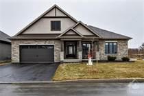 Homes Sold in Richmond, Ottawa, Ontario $927,000