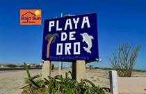 Homes for Sale in Playa De Oro, San Felipe, Baja California $17,000